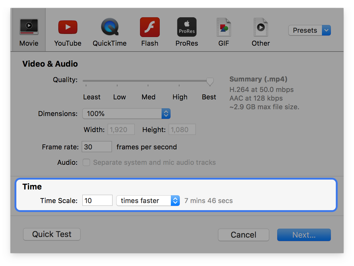 Screenflick – How to Use Screenflick on your Mac